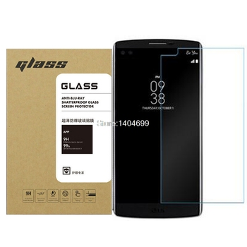 SFor LG K500 Grūdintas Stiklas 9H 0.26 mm 2,5 D Anti-Sprogimo Screen Protector For LG X Ekrano